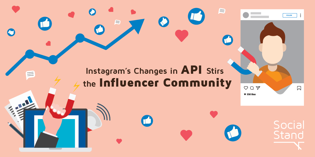 Instagram's Changes in API Stirs the Influencer Community