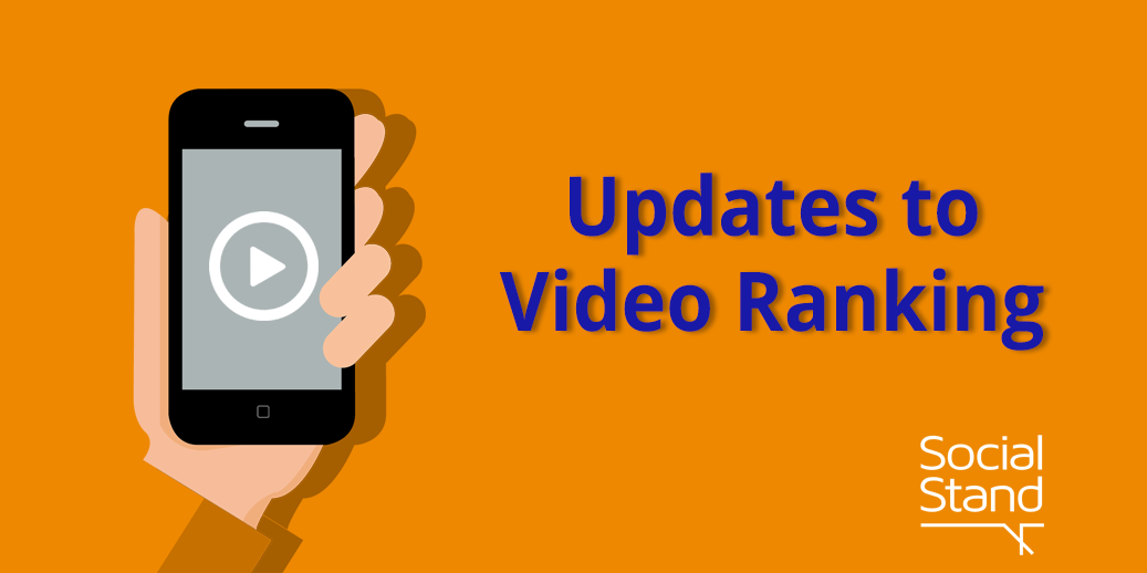 Facebook's Updates to Video Ranking