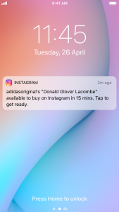 , Instagram Testing Reminders for Product Launches