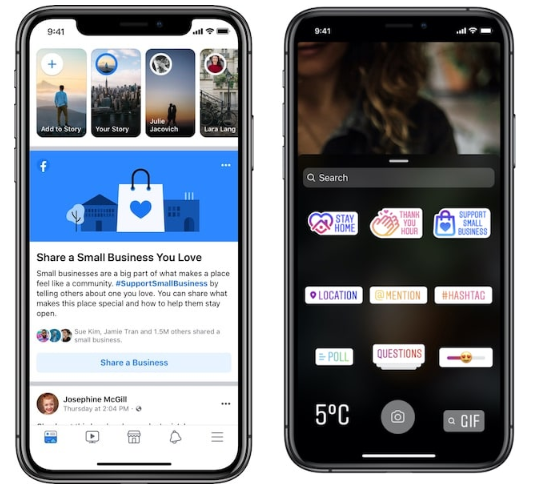 Unpaid Promotion Tags, Facebook Launches Unpaid Promotion Tags, Hashtags, and Stickers