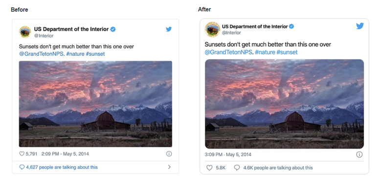 New Look on Embedded Tweets, Twitter Announces a New Look on Embedded Tweets