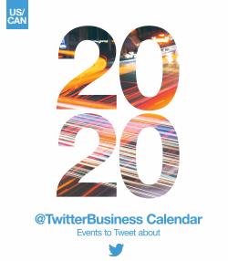 Twitter Launches a Full 2020 Marketing Calendar