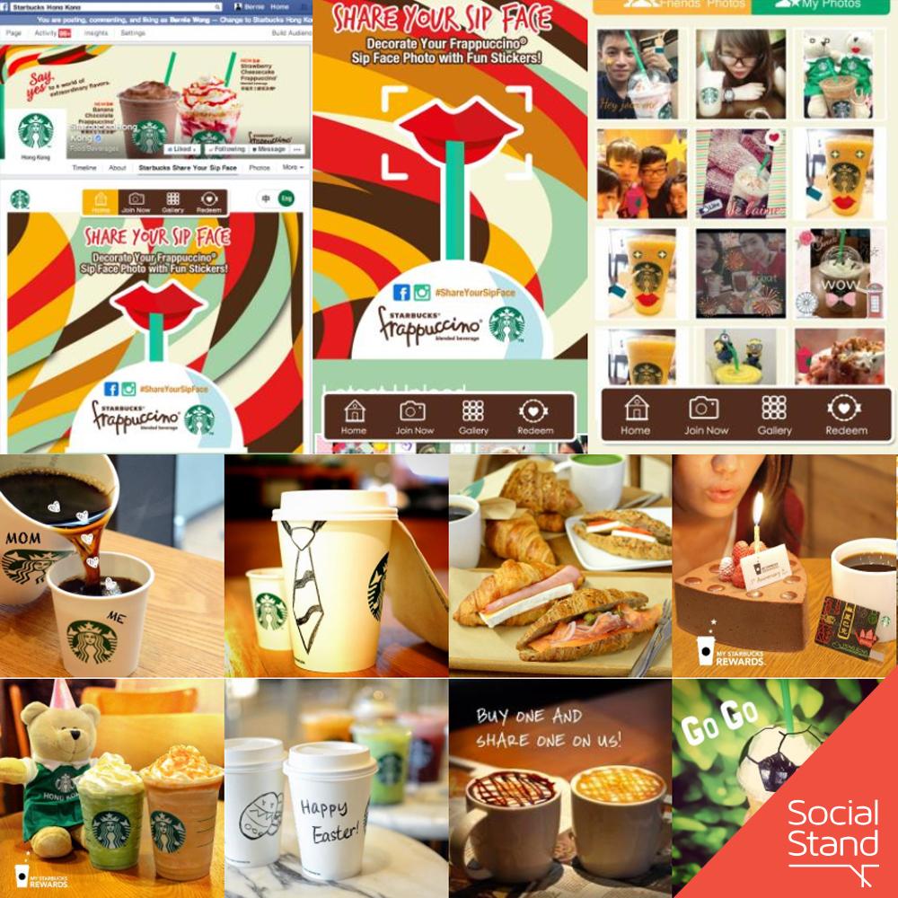 Starbucks Social Media Marketing