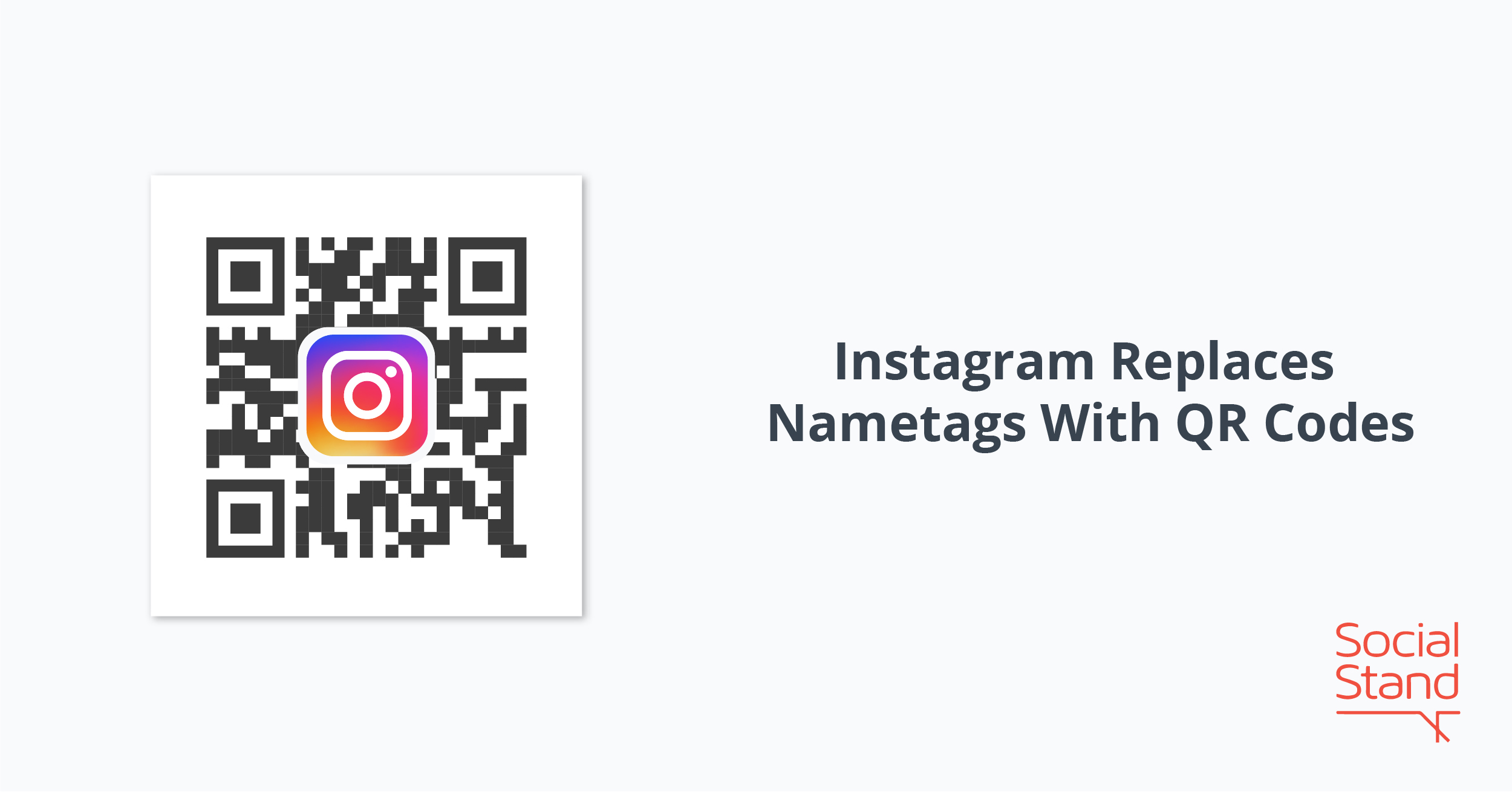 How To Follow And Scan An Instagram Nametag Code With Your