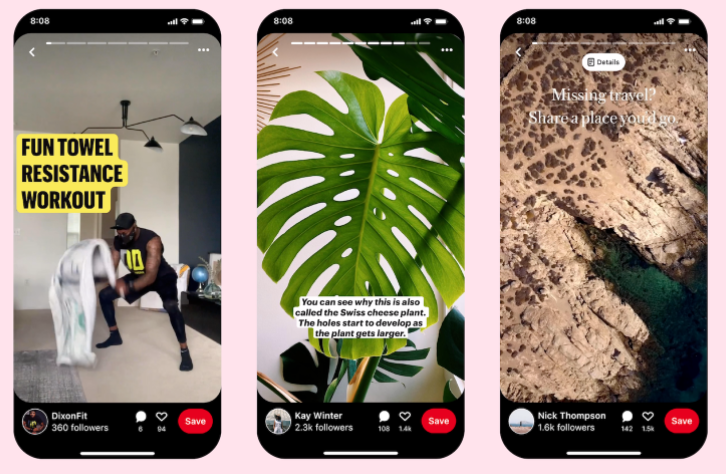 Introducing Story Pins from Pinterest