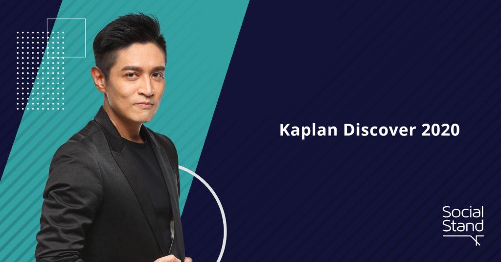 Bernie Wong at Kaplan Discover 2020