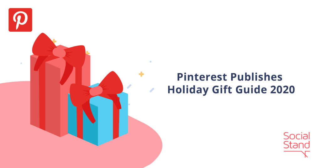Pinterest Publishes Holiday Gift Guide 2020