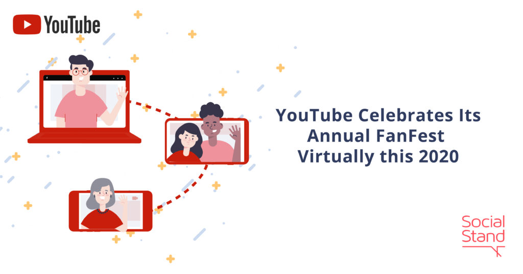 YouTube Celebrates Its Annual FanFest Virtually This 2020