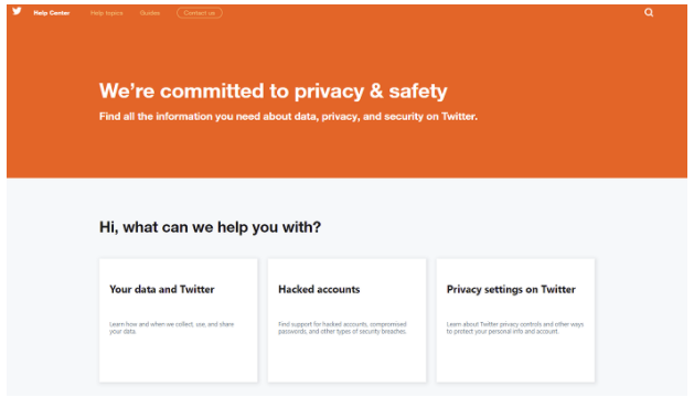 Twitter Launches an Updated Version of Its Privacy Help Resources