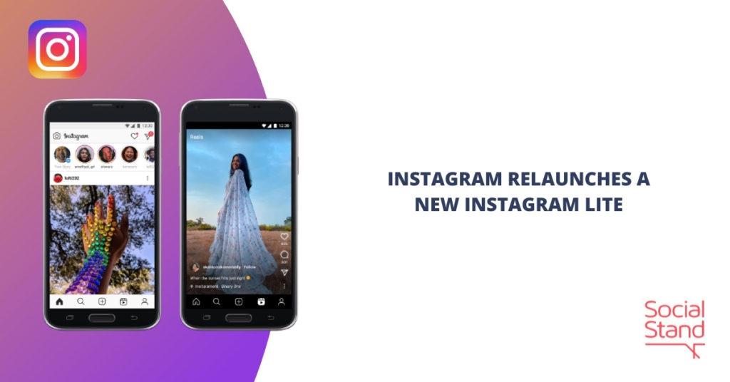 New Instagram Lite