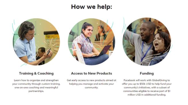 Facebook Announces Its 2nd Community Accelerator Program
