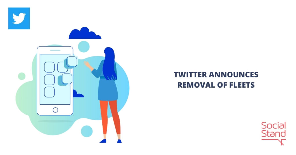 Twitter Announces Removal of Fleets Twitter Fleets