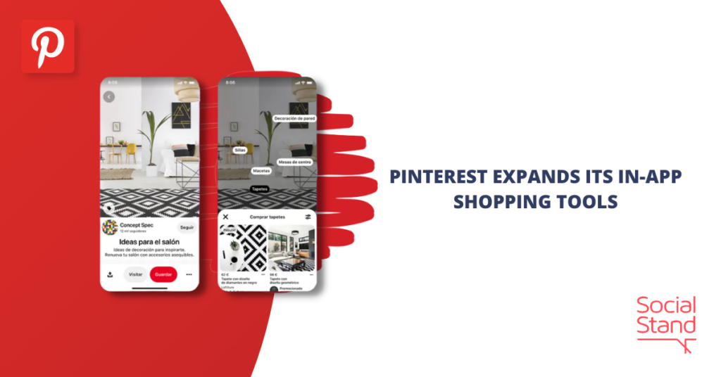 Pinterest Expands Its in-App Shopping Tools